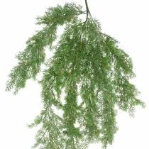 Gałązka dekoracyjna jałowiec z szyszkami zielona 110cm