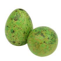 Jajko przepiórcze 3cm zielone 60szt