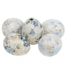 Jajka przepiórcze białe marmurkowe 3,5cm - 4cm 60szt.