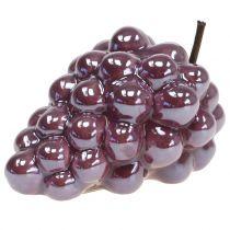 Grape Ceramic Lilac 10cm 2szt.