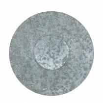 Blacha dekoracyjna ocynkowana Ø35cm
