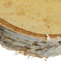 Plasterki brzozy okrągłe naturalne 10szt