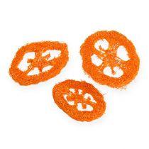 Loofah plastry pomarańczowe 25szt