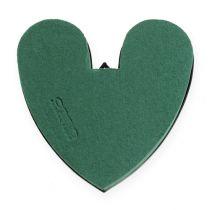 OASIS® serce z dnem 17cm 4szt