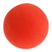 Piłeczki piankowe czerwone 9cm 4szt.