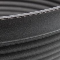 Plastikowa powłoka R w kolorze antracytowym Ø13cm - 19cm 10szt