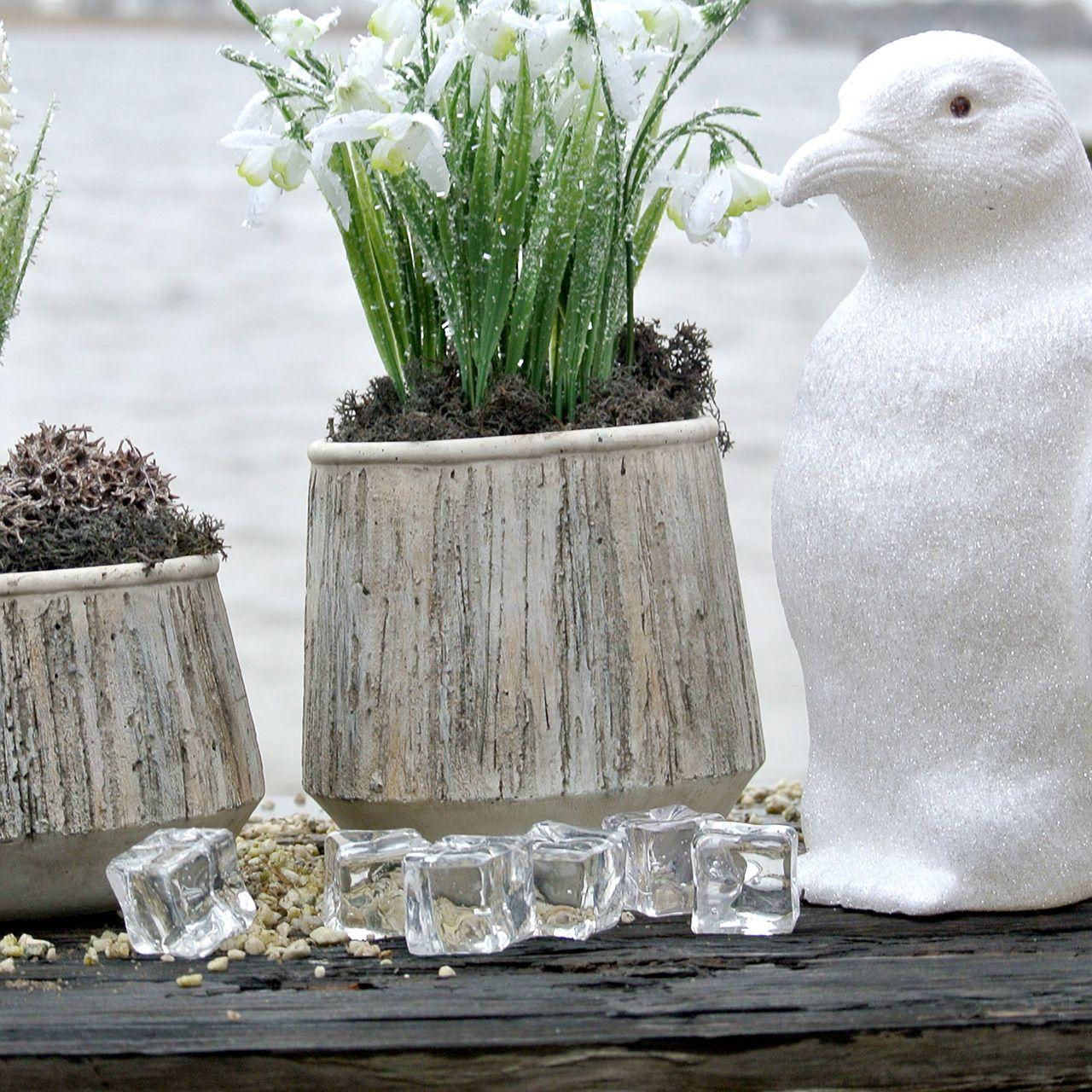 Deco Kostki do lodu przezroczyste 3cm - 4cm 500g