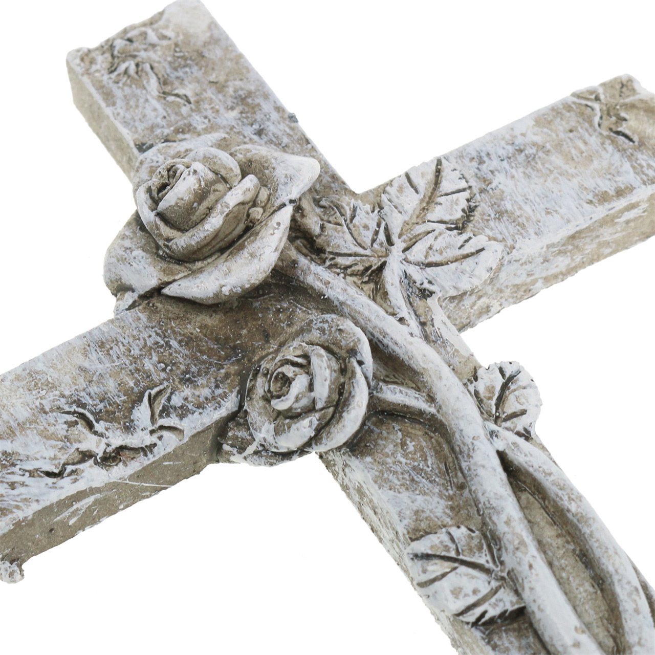 Krzyż do dekoracji grobu 7,5cm x 11cm 4szt.