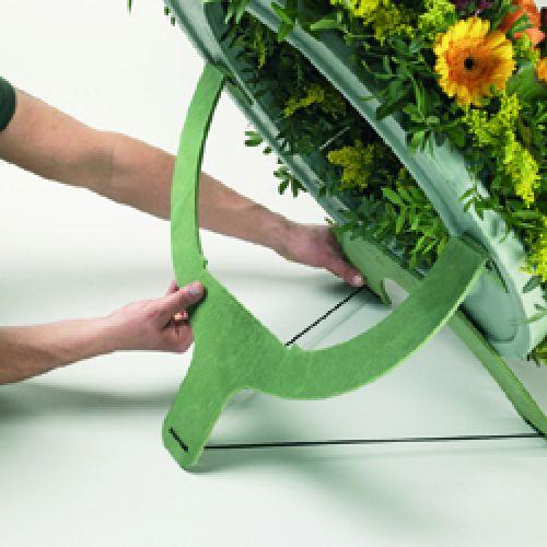 OASIS® Bioline® Deco i Titan serce 80x60x5,5cm