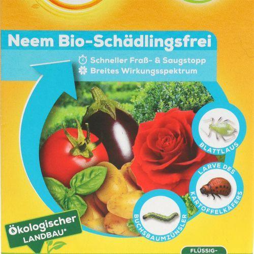 Solabiol Neem organiczny bez szkodników 60 ml