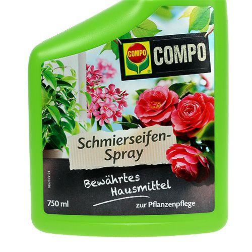 Compo miękkie mydło w sprayu 750 ml