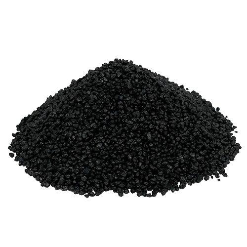 Decogranulate Black 2mm - 3mm 2kg