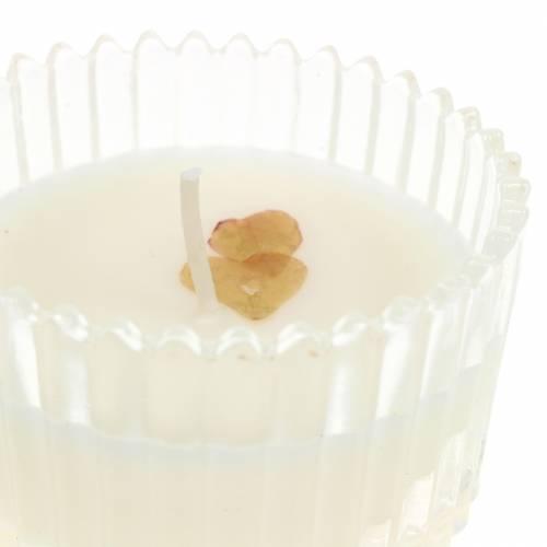"""Świeca zapachowa """"Świąteczne owoce i wanilia"""" Ø6,5cm H9cm"""