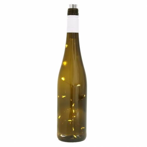 LED Bottle Light ciepły biały 73cm 15L