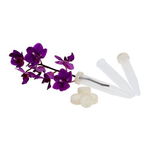 Rurki do układania kwiatów 7,5 x 1,2cm 100szt.