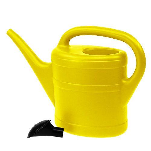 Konewka 5l Żółta