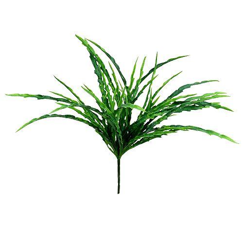 Trawa krzewiasta zielona 48cm 3szt.