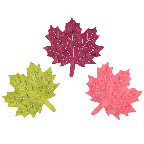 Drewno liścia klonu do rozsypywania różne 4cm 72szt