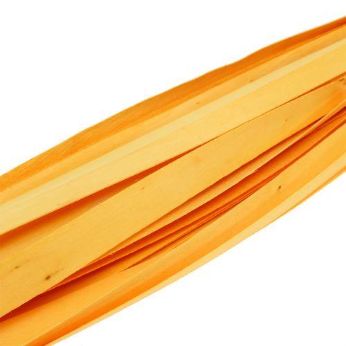 Listwy drewniane żółte 95cm - 100cm 50szt.