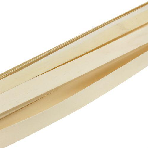 Listwy drewniane natura 95cm - 100cm 50szt.