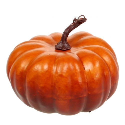 Dynia Sztuczna Pomarańczowa 18cm