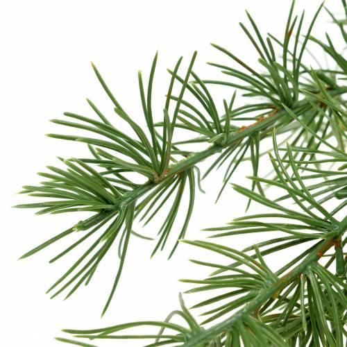 Girlanda modrzewiowa zielona 160cm