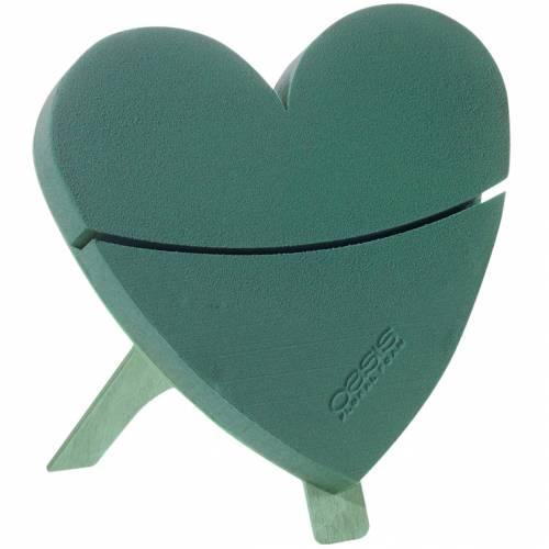 OASIS® Bioline® Deco i Titan Heart 60x60x5,5 cm