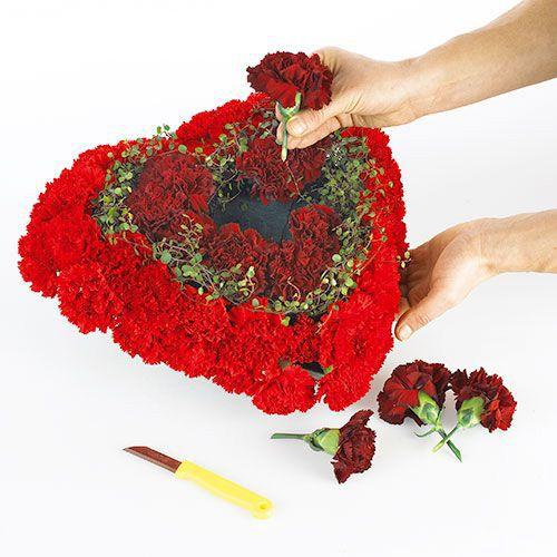 OASIS® Biolit® serce duże 34cm 2szt.