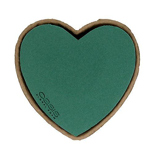 OASIS® Biolit® serce małe 25cm 4szt.
