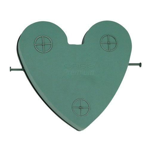 Stick piankowy serce samochodu 42cm x 42cm x 8cm 3szt.