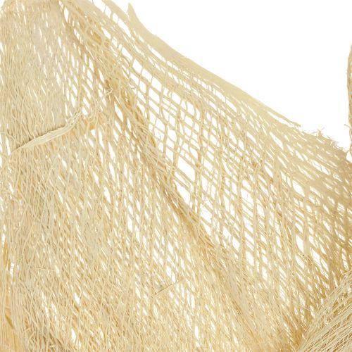 Włókno palmowe Bielone 250g