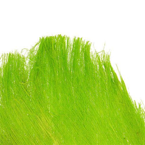 Włókno palmowe pastelowe jasnozielone 400gr