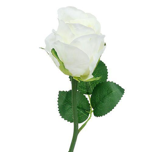 Różowa biel Ø6cm L30cm 6szt