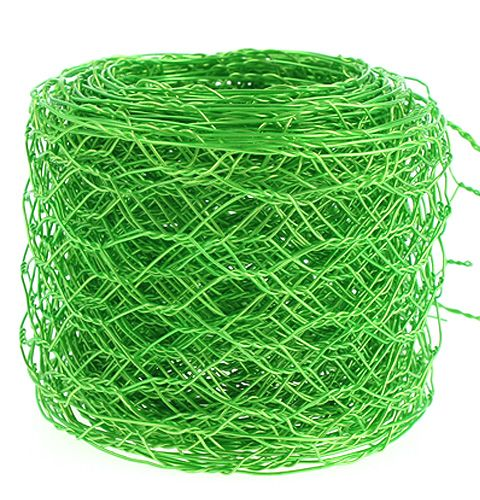 Oplot sześciokątny jabłko zielone 50mm 5m