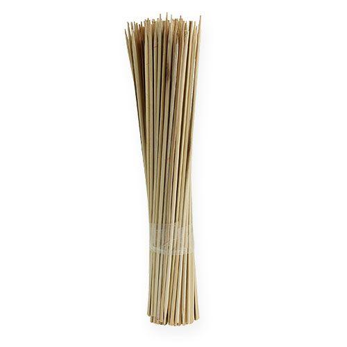 Pręty dzielone 40cm naturalne 100szt