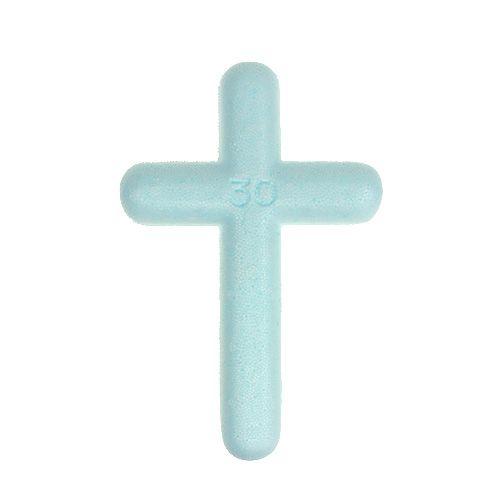 Krzyż styropianowy 30x20 2szt.