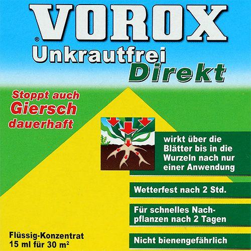 Compo Vorox bez chwastów przeciwko Giersch 15 ml