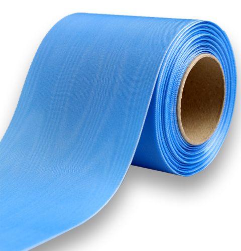 Wstążka wiankowa jasnoniebieska 100mm 25m