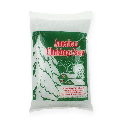 Ozdobny śnieg 4 litry