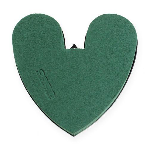OASIS® Serce z dnem 17cm 4szt.