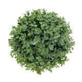 Piłka bukszpanu sztuczna zieleń Ø18cm